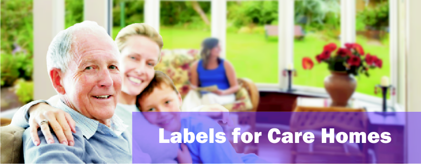 Nametapes direct can supply all your Care Home labeling needs