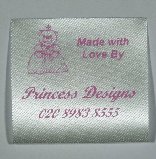 Sew Craft 14 - Princess Bear Design