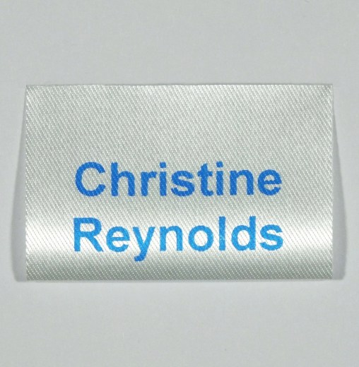 Sew in name labels from Nametapes Direct can help prevent changing room mix-up's