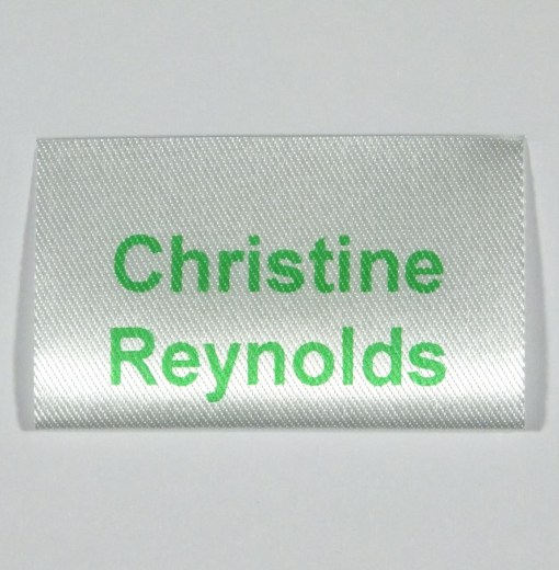 School Name Tags printed with your name, fast UK delivery